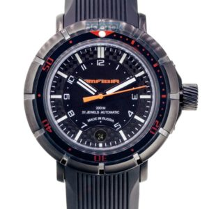 Vostok Amfibia Turbina Russian Automatic Watch 2416 / 236602 A