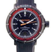 Vostok Amfibia Turbina Russian Automatic Watch 2416 / 236602 B