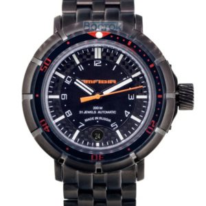 Vostok Amfibia Turbina Russian Automatic Watch 2416 / 236602 D