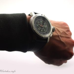 Russian Navy 24-hours watch Automatic 47 mm