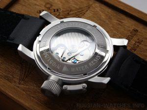 Vostok 2431.01 automatic movement