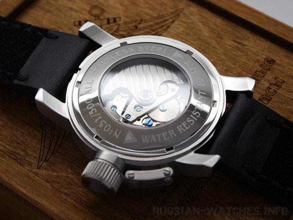 Vostok 2431.01 automatic movement