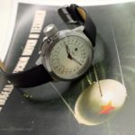 Russian 24 hour watch, Sputnik 1957 Classic Automatic 45 mm