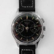 Russian vintage chronograph Sekonda 3017