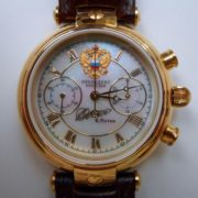 Russian chronograph automatic watch President Putin Poljot 3140
