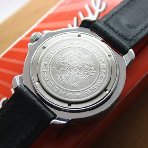 Russian Vostok Komandirskie mechanical watch