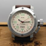 Russian Watch with 24-Hour Dial – Automatic - Submarine K-141 Kursk 47 mm