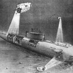 Submarine K-278 Komsomolets