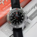 Russian Tank Vostok Komandirskie mechanical watch 431306