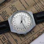 Russian 24-Hour Watch Raketa 2623.H World Time NOS 1992