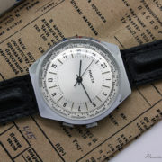 Russian 24-Hour Watch Raketa 2623.H World Time NOS 1992