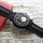Russian mechanical watch Raketa Copernicus NOS USSR 1990