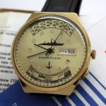 Raketa watch, Perpetual Calendar, Russian Navy
