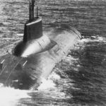 Russian Submarine Akula