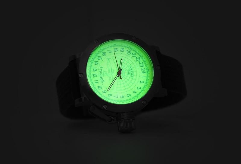 Luminous dial