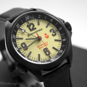 Vostok Komandirskie K-34 Russian Automatic Watch 2426 / 476613