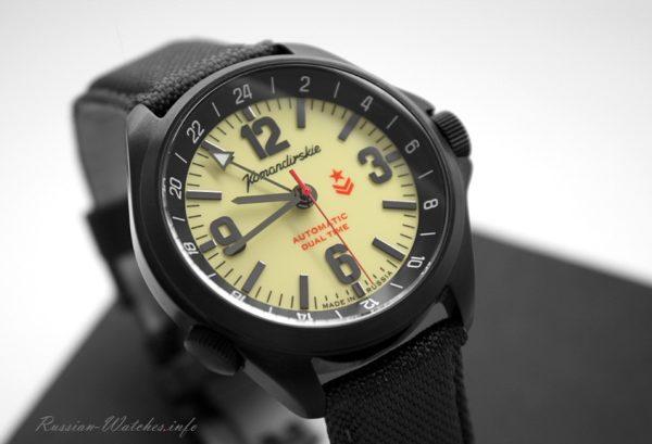 Vostok Komandirskie K-34 Russian Automatic Watch 2426 / 476613