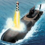 Submarine AKULA (Typhoon) Project 941