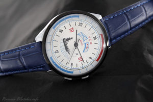 Russian 24-hours watch Raketa - Aircraft carrier Admiral Kuznetsov