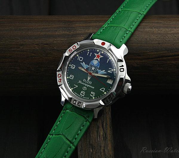 Russian Airborne Troops Vostok Komandirskie watch 811818