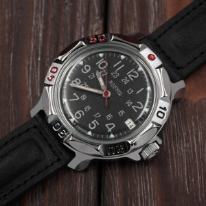 Russian watch, Vostok Komandirskie, 811783