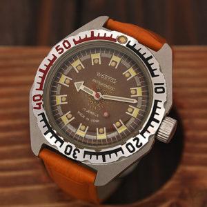 Soviet watch Vostok Amphibian 2209 Diver 200m USSR