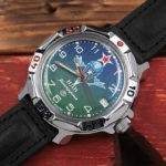 Russian watch Vostok Komandirskie VDV 811818