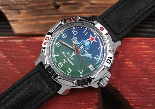 Russian watch Vostok Komandirskie VDV 811818