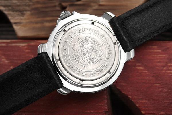 Russian watch Vostok Komandirskie