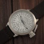 Russian 24h Watch Arctic Camp Barneo Luminous 52mm