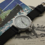Russian 24h Polar Watch Arctic Camp Barneo 52mm (luminous)