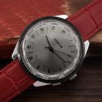 Russian 24-Hours Watch Raketa 2623.H World Time NOS #585