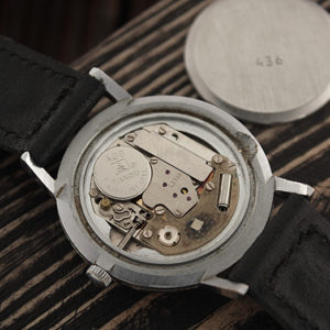 Ultra-slim Russian quartz movement Luch 2356