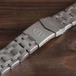Vostok Amphibian stainless steel bracelet (18mm)