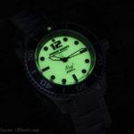 Full luminous dial