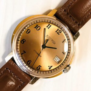 Vostok watch, 60th Anniversary USSR 1982