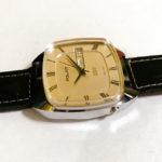 Poljot 2627 Automatic Day-Date USSR 1980s NOS