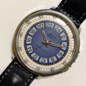 Raketa 2623 Polar 24h watch 1990s