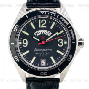 Russian watch Vostok Komandirskie K-46 Automatic 2432 / 460337