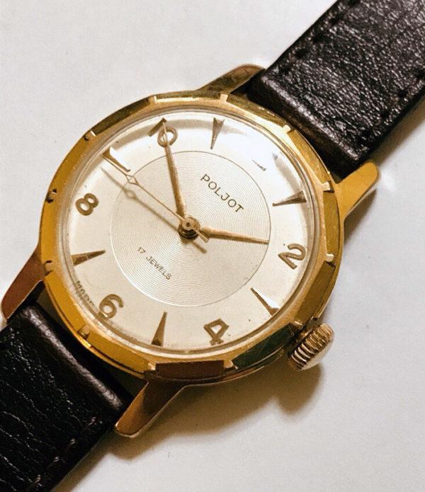 Poljot watch, USSR 1960s   Russian Watches
