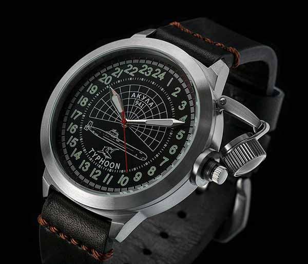 Akula Submarine 24 hour watch