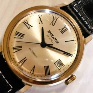 Poljot watch, Automatic, USSR 1980s NOS