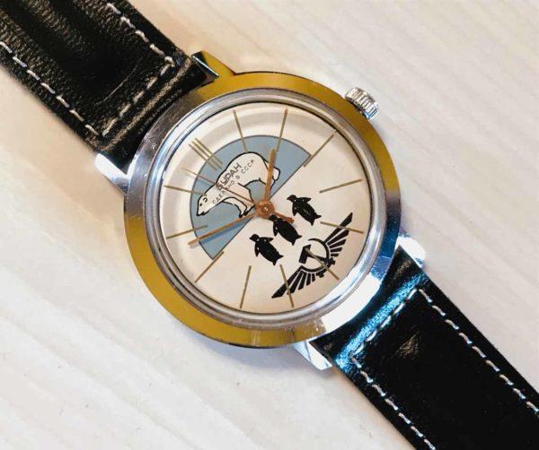 Vostok watch, Polar Aviation USSR 1980s