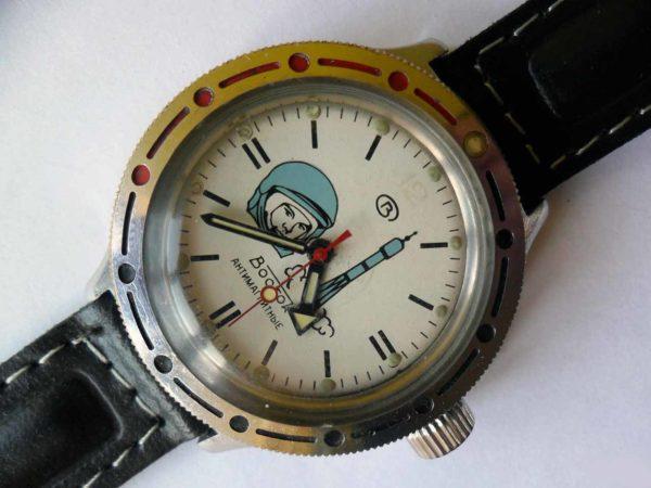 Vostok Amphibia, Gagarin watch, USSR 1980s